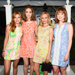 Bellathorne emmyrossum katebosworth elliekemper